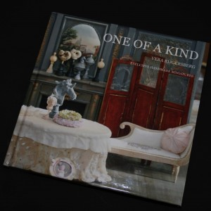 Boek 'One of a kind' door Vera Rijgersberg
